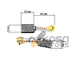 Щетки для электроинструмента 6*10*15 Makita 00-106