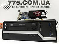 Игровой компьютер Acer Veriton X2631G, Intel Pentium G3220 3.00GHz, RAM 6ГБ, HDD 250ГБ, HD 7570 1ГБ, фото 1