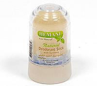 Алунит натуральный дезодорант Turmaric, фото 1
