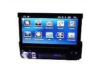 Автомагнитола 1DIN DVD-9905 Android GPS с выезжающим экраном