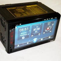 Автомагнитола 2DIN 6509 Android GPS (без диска)