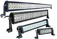 Автофара LED на крышу (24 LED) 5D-72W-MIX
