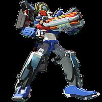 Робот - трансформер Tobot Тритан со светом и звуком (301007), фото 1
