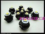 Автомобільна універсальна приладова лампа LED 5050 зелений, фото 3
