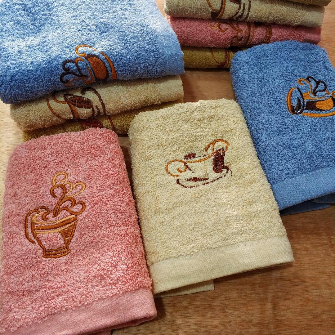 """Полотенце набор. Махровые полотенца """"Чайок"""". Полотенце"""