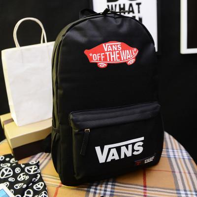 Городской рюкзак Vans черный (реплика)