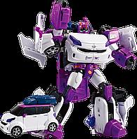 Робот - трансформер Tobot Эволюция W со светом и звуком (301013), фото 1