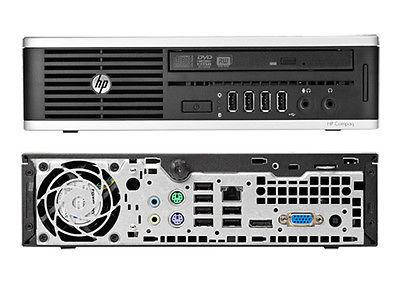 Системний блок HP 8000 usdt-C2D-E7500-2,93GHz-6Gb-DDR3-HDD-160Gb-DVD-R-W7P- Б/У, фото 2
