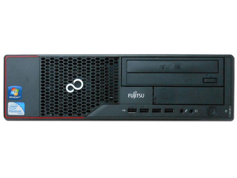 Системный блок Fujitsu ESPRIMO E700-DT-Intel Celeron G530-2,4GHz-2Gb-DDR3-HDD-250Gb-DVD-R-W7P- Б/У