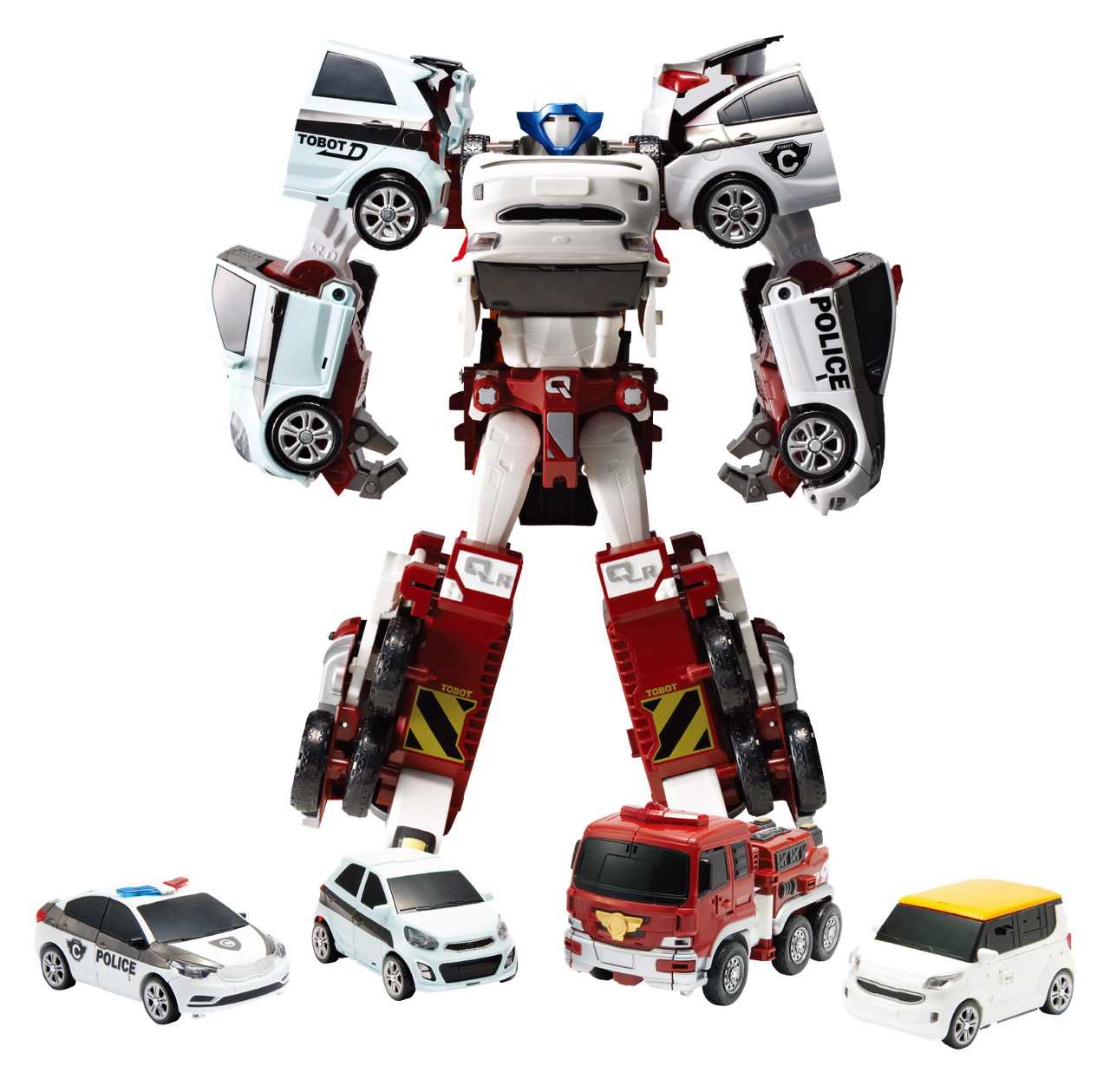 Робот - трансформер Tobot Кватран (301017)