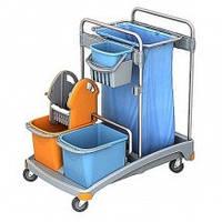 Профессиональная Тележка для уборки помещений