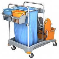 Тележка для проффесиональной уборки помещений