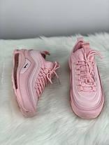Женские кроссовки Nike Air Max 97 Ultra Pink, фото 3