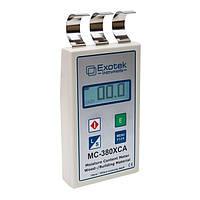 Профессиональный влагомер древесины и стройматериалов (проникающая способность СВЧ 100 мм) Exotek MC-380XCA