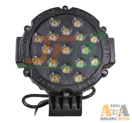 LED Фара робочого світла 51W/30 JFD-1055, фото 2