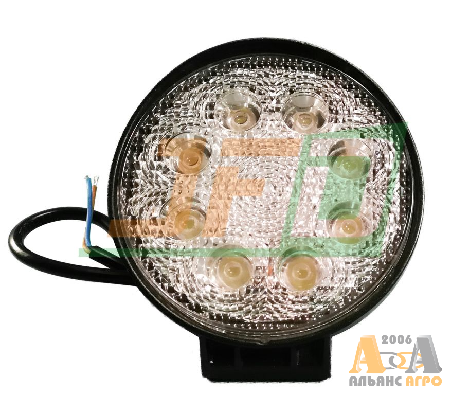 LED Фара рабочего света 24W / 60 JFD-1034