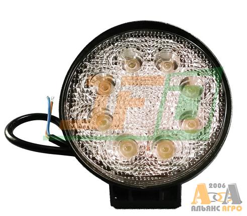 LED Фара рабочего света 24W / 60 JFD-1034, фото 2