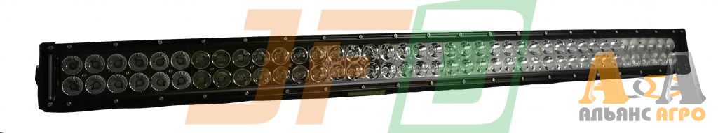LED Фара балка робочого світла 240W/гібридний промінь JFD-1072, фото 2