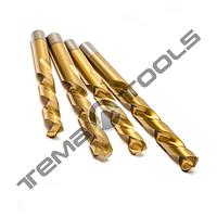Сверло Solution по металлу с титановым покрытием 1.0мм