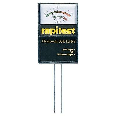 Електронний тестер ґрунту (pH, NPK) Rapitest 1860