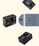 Екшн-камера SOOCOO C20 1080P. Чорний., фото 6