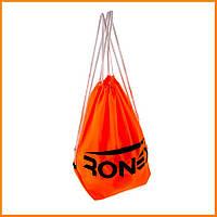 Сумка-рюкзак с затягивающимися верёвками 42х34 см