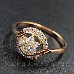 Кольцо женское Xuping Jewerly 18k R003
