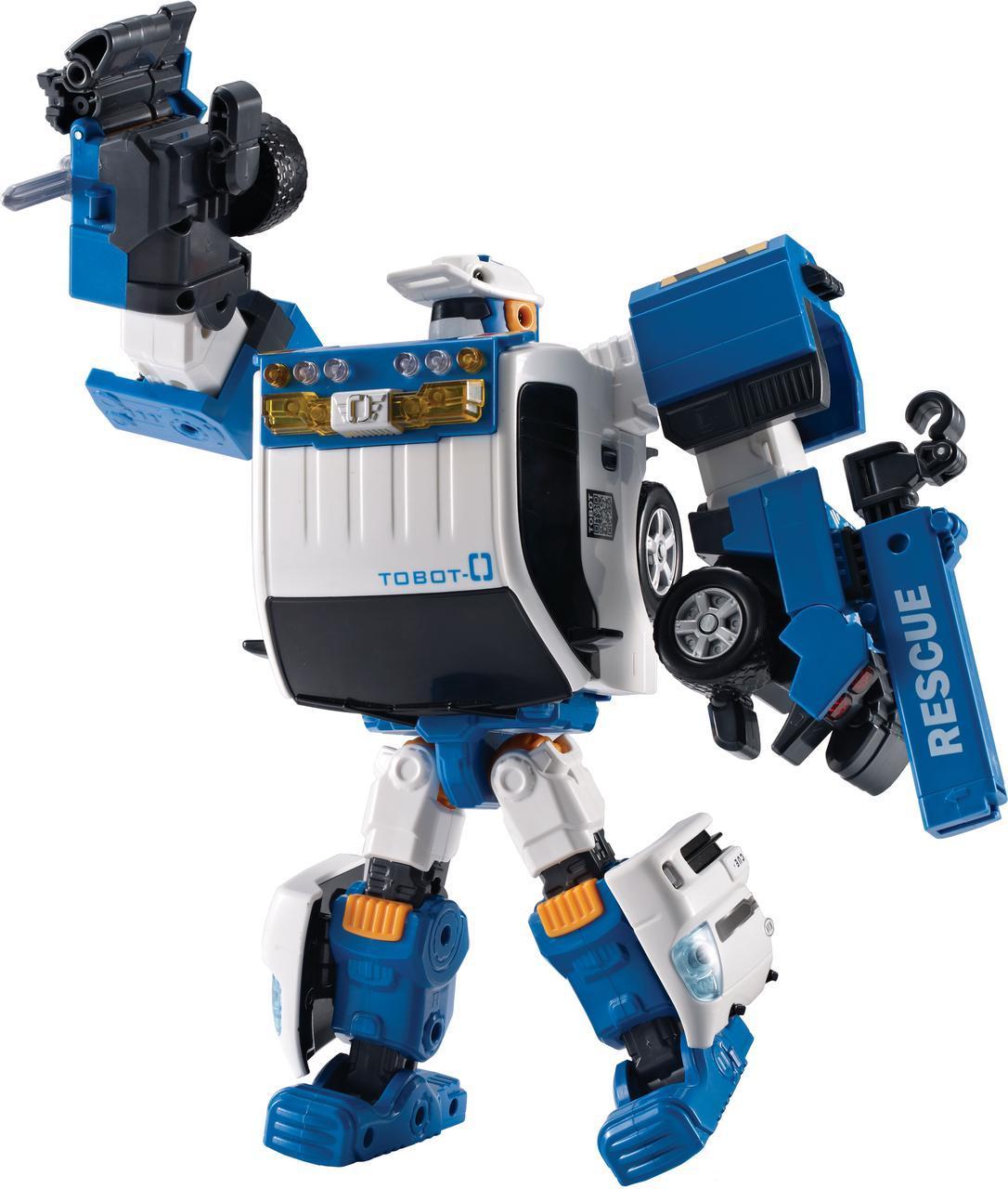 Трансформер Tobot S3 Тобот Zero (301018)