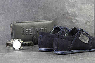 Мужские туфли Vankristi Натуральная Замша, фото 2