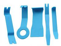 Набор инструментов для снятия обшивки (облицовки) авто 5 шт.