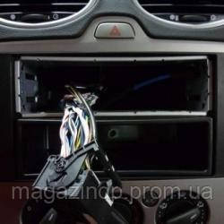 Как правильно подключить автомагнитолу?
