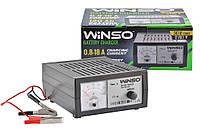 Зарядное устройство WINSO АКБ 12В. максимальнй ток подз. 18А, максимальная емкость 120Ah для аккумулятора авто