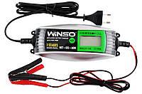 Зарядное устройство WINSO АКБ 6/12В, максимал ток подз.4A, максимал емкость 120Ah (интелектуальн) для аккумулятора авто
