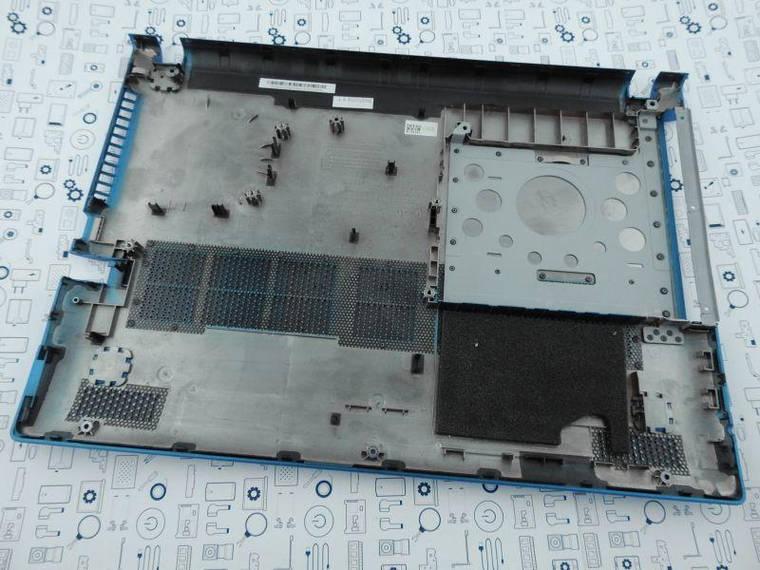 New. Нижний корпус Lenovo Z400 синий 90202305, фото 2