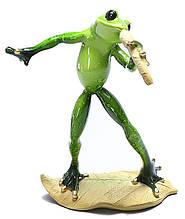 Декоративна статуетка Жаба 17.5 см