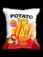 Палички кукурудзяні зі смаком картоплі з грибами 50 г