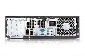 Системный блок HP Compaq 6005 Pro-SFF-AMD Athlon II X2 B28-3.4GHz-4Gb-DDR3-HDD-250Gb-DVD-RW- Б/У, фото 2