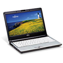 Ноутбук Fujitsu LIFEBOOK-S761-Intel-Core i5-2450M-2,5GHz-4Gb-DDR3-320Gb-HDD-DVD-R-W13.3-Web- Б/У