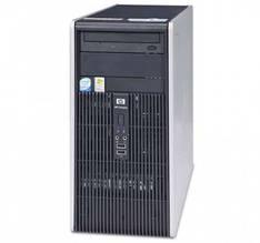 Системный блок HP Compaq dc5700-Minitower-Intel Pentium E2160-1.8GHz-1Gb-DDR2-HDD-80Gb-DVD-R- Б/У