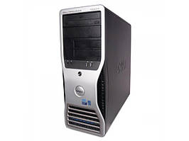 Системный блок Dell Precision T3400-C2D-E7500-2,93GHz-4Gb-DDR2-HDD-500Gb-DVD-RW+NVIDIA Qua- Б/У