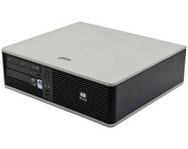 Системный блок HP Compaq dc5750-SFF-AMD-Athlon64 3500-2.0GHz-1Gb-DDR2-HDD-250Gb-DVD-R- Б/У
