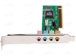 Звуковая карта DEXP 4.0 PCI- Б/В