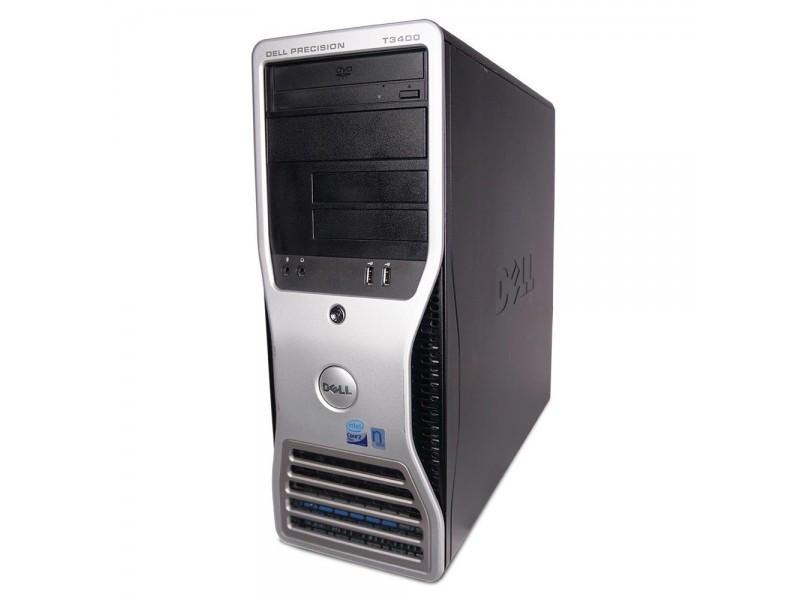 Системный блок Dell Precision T3400-C2D-E7500-2,93GHz-4Gb-DDR2-HDD-500Gb-DVD-RW+NVIDIA Quadro FX 170- Б/У