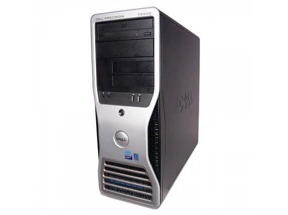 Системный блок Dell Precision T3400-C2D-E7500-2,93GHz-4Gb-DDR2-HDD-500Gb-DVD-RW+NVIDIA Quadro FX 170- Б/У, фото 2