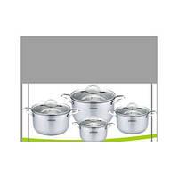 Набор посуды Lessner из 8 предметов (55858)