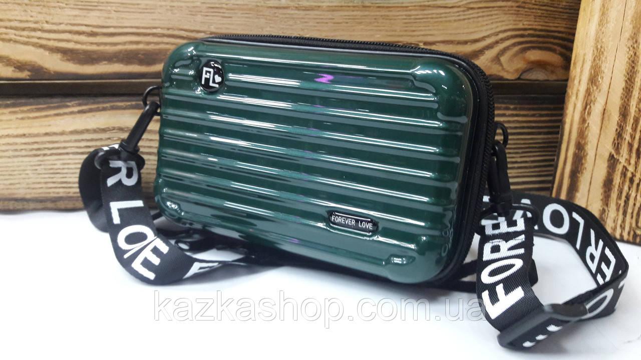 5b3087bfdcbf Пластиковый женский клатч прямоугольной формы на один отдел с регулируемым  ремешком - Интернет магазин аксессуаров для