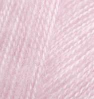 Alize Angora real 40 - 185 розовый