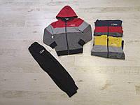 Спортивный костюм 2 в 1 для мальчика оптом, Seagull, 4-12 лет,  № CSQ-92002