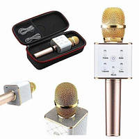 Микрофон Q7 (2 диамика + USB Bluetooth)