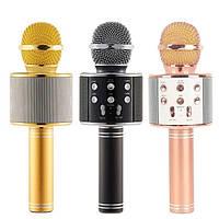 Микрофон караоке WS858